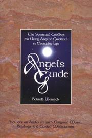 Cover of: Angels guide | Belinda Womack