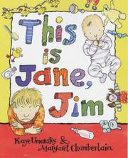 Cover of: This Is Jane, Jim | Kaye Umansky