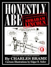 Cover of: Honestly Abe | Charles L. Brame