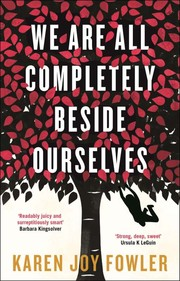 Cover of: We Are All Completely Beside Ourselves