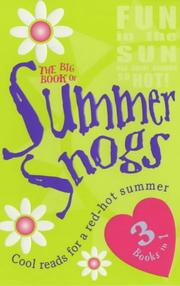 Cover of: The Big Book of Summer Snogs | Random House