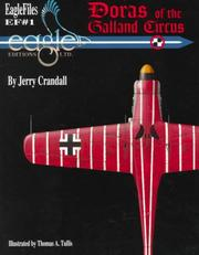 Cover of: Doras of the Galland Circus (Library of Eagles, Number 1) | Jerry Crandall