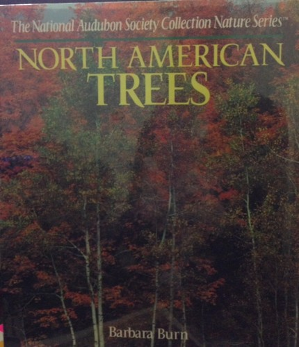 North American Trees by Barbara Burn