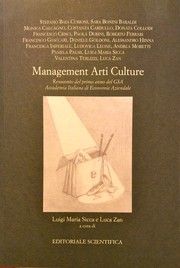 Cover of: Management Arti Culture