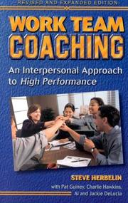 Cover of: Work Team Coaching | Pat Guiney