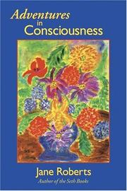 Cover of: Adventures in consciousness