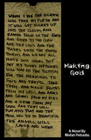 Cover of: Making God