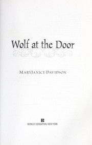 Cover of: Wolf at the door