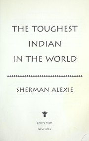 Cover of: The toughest Indian in the world