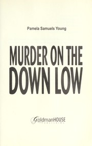 Cover of: Murder on the down low
