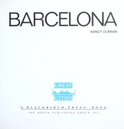 Cover of: Barcelona