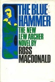 The blue hammer by Macdonald, Ross