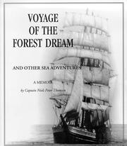 Cover of: Voyage of the Forest Dream & Other Sea Adventures | Niels P. Thomsen