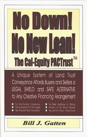 Cover of: No down! no new loan!