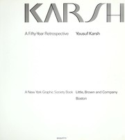Cover of: Karsh : a fifty-year retrospective |