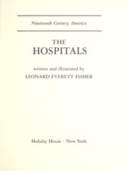 Cover of: The hospitals