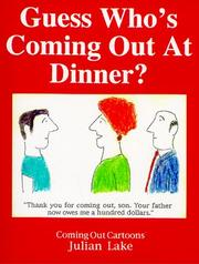 Cover of: Guess who's coming out at dinner?