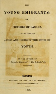 Cover of: The young emigrants
