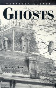 Cover of: Saratoga County ghosts