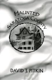 Cover of: Haunted Saratoga County