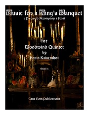 Music for a King's Banquet by Kevin Kaisershot