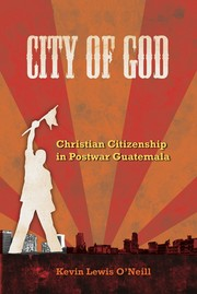 Cover of: City of God | Kevin Lewis O'Neill