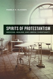 Cover of: Spirits of Protestantism by Pamela E. Klassen