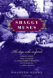 Cover of: Shaggy muses | Maureen B. Adams