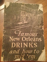 New Orleans Drinks And How To Mix Em