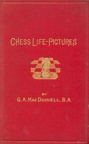 Cover of: Chess life-pictures