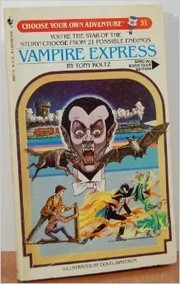 Cover of: Vampire Express