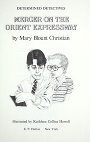 Cover of: Merger on the Orient Expressway