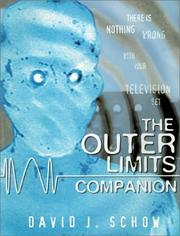 Cover of: The Outer Limits Companion