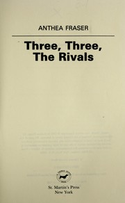 Cover of: Three, three, the rivals