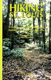 Cover of: Hiking St. Louis