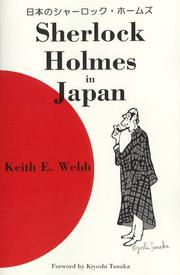 Cover of: Sherlock Holmes in Japan =