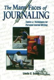 Cover of: The Many Faces of Journaling  | Linda C. Senn