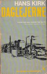 Cover of: Daglejerne