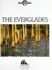 Cover of: Everglades (World of Nature)