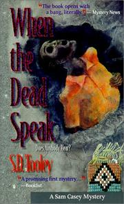 Cover of: When the dead speak