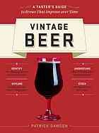 Cover of: Vintage beer