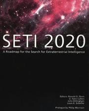 Cover of: SETI 2020 | D. Kent Cullers