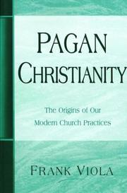 Cover of: Pagan Christianity | Frank Viola