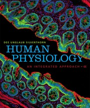 Cover of: Human Physiology | Dee Unglaub Silverthorn