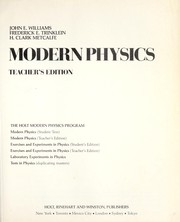 Cover of: Modern Physics