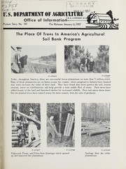 Cover of: The place of trees in America