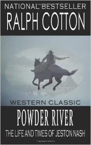 Cover of: Powder river: a Jeston Nash adventure