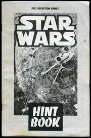 Cover of: Star Wars: Hint Book |