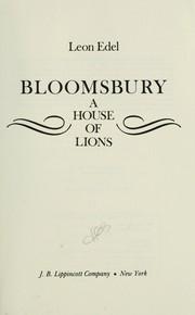 Bloomsbury