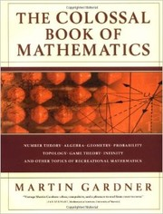 Cover of: The Colossal Book of Mathematics